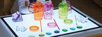 Science Tools and Experimenting