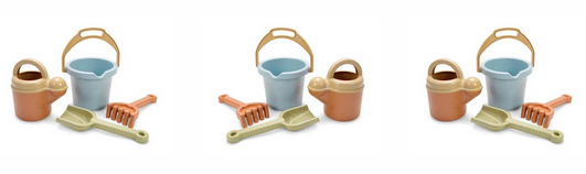 Spades, Rakes, Buckets and Scoops