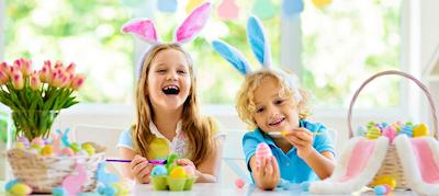 Easter DIY Craft Activities