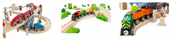 Railway Sets and Train Accessories