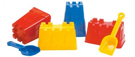 Sand Moulds, Scrapers, Cutters and Rollers