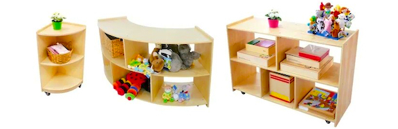 Shelving, Lockers and Storage Solutions