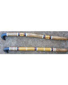 Hand-Painted Woomera