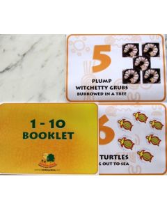 1 to 10 Counting and Rhyming Book