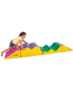Rollercoaster Softplay Set 4pcs