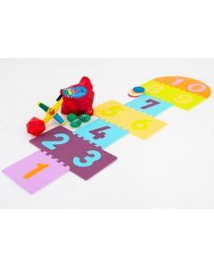 Hopscotch Fun With Numbers Set