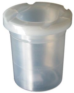 Premium Paint and Water Pot With Lid
