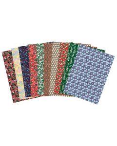 Oriental Decorative Paper A4 40pcs