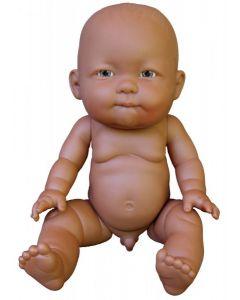 Black Baby Boy Doll 32cm