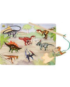 Dinosuars Magnetic Puzzle 8pcs