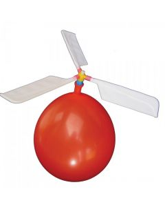 Balloon Helicopters Class Set of 10