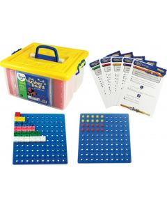 The Number Board Activity Kit #1 - 1465pcs