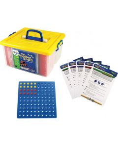 The Number Board Activity Kit #2 - 1465pcs
