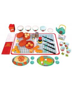 Chinese Complete Playset 60pcs