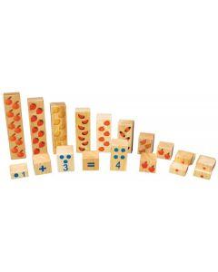 Math Blocks 20pcs