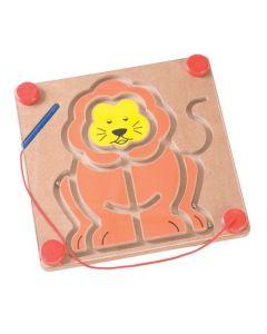 Lion Magnetic Maze Board