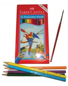 Watercolour Pencils 12pcs