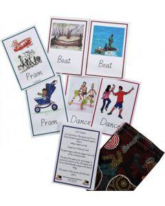 Indigenous Comparison Memory Cards