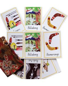 Indigenous Memory Cards