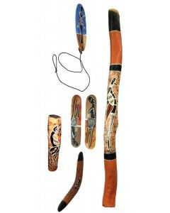 Indigenous Set 6pcs