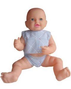 My Big Baby Caucasian Boy Doll 50cm