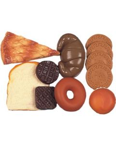 Pastries and Biscuits Assortment 11pcs