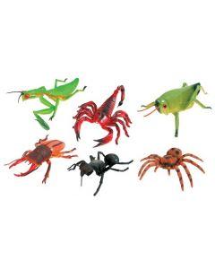 Enormous Insects 6pcs - Set 1