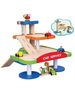 Three Level Carpark