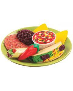 Mexican Fiesta Flavours Food Set 9pcs