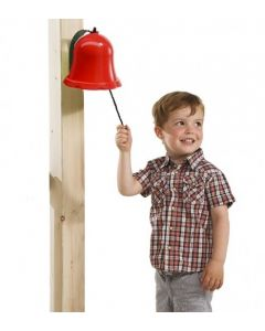 Play Structure Bell Red
