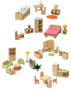 Contemporary Doll's House Furniture