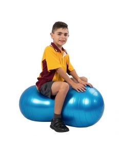 Large Therapy Peanut Ball 80cmL
