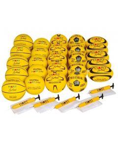 Five Sports Ball Kit