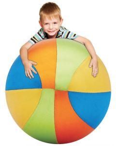 Giant Multicolour Wave Ball 80cm