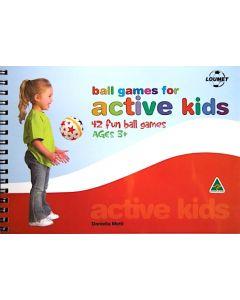 42 Fun Ball Games Book