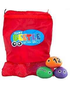 Beetle Number Bean Bag Set in Storage Bag 20pcs