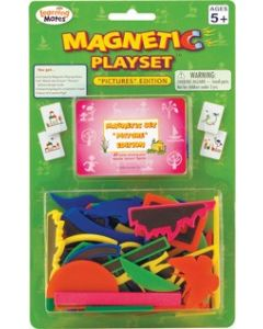 Magnetic Playset Pictures