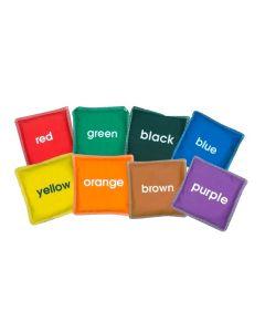 Colour Bean Bags 6pcs