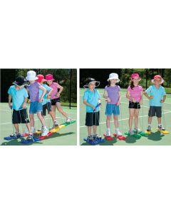 Coordination Walkers Set of 4