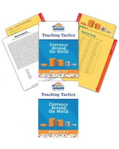 Teaching Tactics - Currency Around the World Modules 1,2,3 & 4