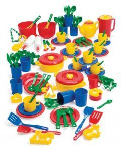 Complete Kitchen Set 100pcs