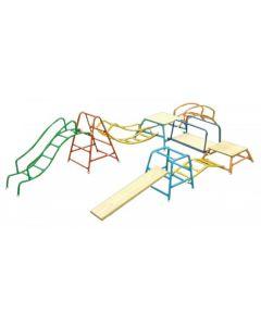 Adventurer's Playground Set 10pcs