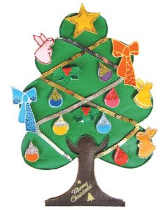 Magnetic Stories Christmas Tree