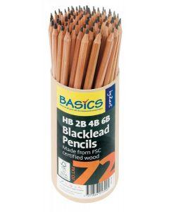 Blackhead Pencils Assortment 72pcs