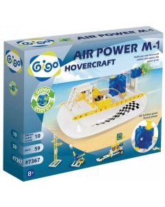 Air Power M-1 Hovercraft 59pcs