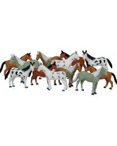 Horses Set Medium 12pcs