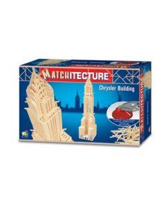 Matchitecture Chrysler Building