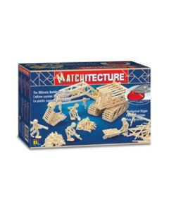Matchitecture Mechanical Digger