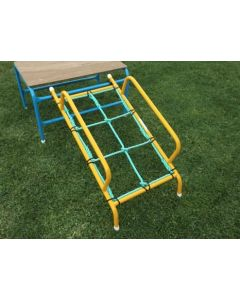 Small Rope Climber With Handrails 105cmL