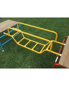 Step Down Crossing With Handrails 140cmL